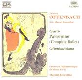 Offenbach: Gaite Parisienne, etc / Rosenthal, Monte-Carlo PO