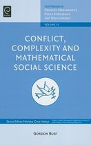 Conflict, Complexity and Mathematical Social Science