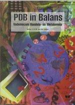 Pdb In Balans / Handels-En Wetskennis / Deel Vademecum