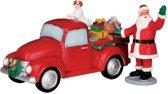 Lemax - Santa's Truck -  Set Of 2