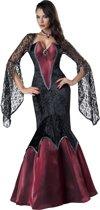 Donkere prinses kostuum voor dames - Premium - Verkleedkleding - Large