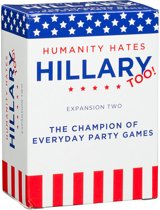 Humanity Hates Hillary too - Cards against humanity expansion