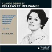 Debussy: Pelleas & Melisande (Sung In French-1960)