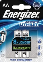 Energizer Lithium lithium  AA /L91 1.5v - blister  2