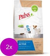 Prins Procare Super Active Mini - Hondenvoer - 6 kg
