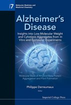 Alzheimer's Disease: Insights into Low Molecular Weight and Cytotoxic Aggregates from In Vitro and Computer Experiments