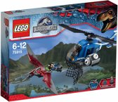 LEGO Jurassic World Pteranodonvangst - 75915