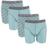 boxershorts Mint Light - Print