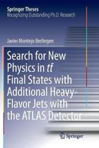 Search for New Physics in tt Final States with Additional Heavy-Flavor Jets with the ATLAS Detector