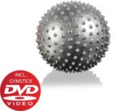 Gymstick Pilates bal met DVD
