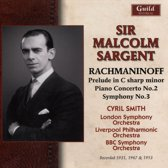 Sargent - Rachmaninoff