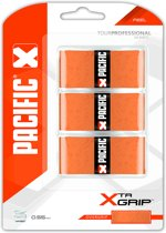 Pacific XTR Grip - Tennisgrip - 0.55mm - Oranje thumbnail