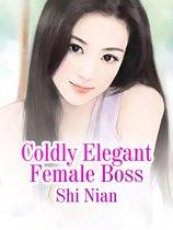 Coldly Elegant Female Boss