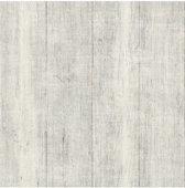 Vintage hout grijs behang (vliesbehang, grijs)