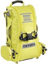O2 responsebag PRO extended height   EHBO zuurstof tas   High viz
