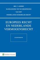 Asser serie 3-I - Europees recht en Nederlands vermogensrecht