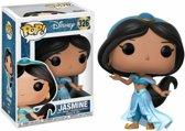 Funko Pop! Disney Princess Bobble Head Pop N° 326 Jasmine - Verzamelfiguur