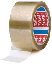 Tesa tape / plakband transparant 66m x 5cm