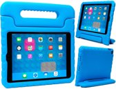 iPad 2018 Kids Proof Case Kinder Hoesje Kids Case Shock Cover - Blauw