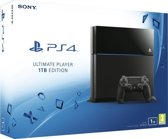 Sony Playstation 4 zwart 1TB Ultimate Player Edition