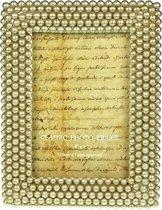 Fotolijst RH Parelrand antique zilver 15,8x20,5cm