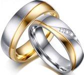 verlovingsringen set
