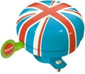 Melon bel Union Jack Summer Sky 60mm blauw/rood