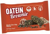 Oatein Brownie - Double Chocolat Chip 12x60g