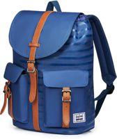 Rayland Rugzak met 15 Inch laptopvak - Rugzak laptop - Rugzak voor school - Rugzak heren - Rugzak vrouwen - Travel bag voor school werk reizen camping - A-Kwaliteit
