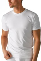 2 PACK BAMBOE T-SHIRTS RONDE HALS WIT MAAT XXL
