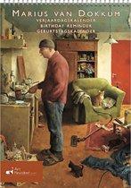 Marius van Dokkum verjaardagskalender 'A man's world'