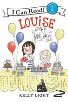 Louise Loves Bake Sales (I Can Read Level 1)