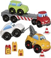 Ecoiffier Abrick auto transport