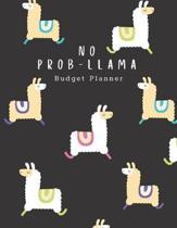 No Prob-llama Budget Planner
