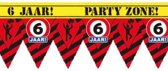 Party Tape - 6 Jaar