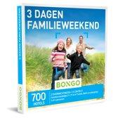 Bongo Bon Nederland - 3 Dagen Familieweekend Cadeaubon - Cadeaukaart cadeau voor man of vrouw | 700 kindvriendelijke hotels