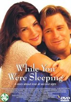 WHILE YOU WERE SLEEPING DVD NL