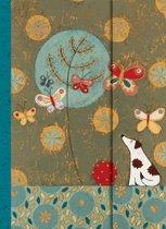 Dog & Butterflies Journal