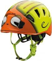 Edelrid Shield II Helm geel/oranje