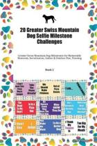 20 Greater Swiss Mountain Dog Selfie Milestone Challenges: Greater Swiss Mountain Dog Milestones for Memorable Moments, Socialization, Indoor & Outdoo
