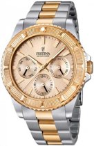 Festina boyfriend F16692/2 Vrouwen Quartz horloge