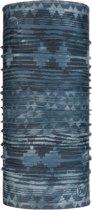 BUFF® Coolnet Uv+ Tzom Stone Blue - Zonbescherming -