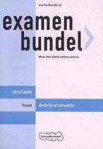 Examenbundel havo Bedrijfseconomie 2019/2020