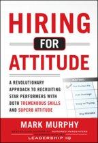 Hiring for Attitude