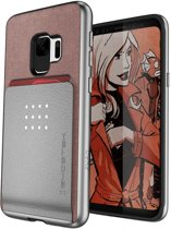 Ghostek Exec 2 Wallet Case Samsung Galaxy S9 Pink
