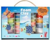 Creotime Foam Glitter Klei 28 Doosjes