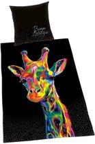 Dekbedovertrek Bureau Artistique Giraffe