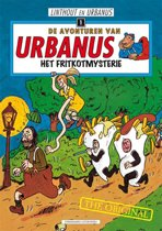Urbanus 1 Het fritkotmysterie