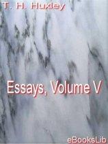 Essays, Volume V