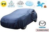 Autohoes Blauw Polyester Mazda 323 sedan/323F fastbreak 1998-2003